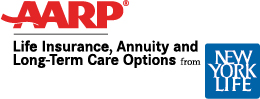 New York Life Aarp >> Aarp Life Insurance Annuity And Long Term Care Options